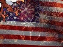 July 4th Fireworks!